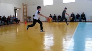 Открытый урок по физической культуре (Левашинский район)