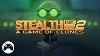 Stealth Inc 2: Game of Clones - Android Gameplay HD