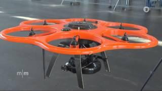 Drohnen: Nutzen und Gefahren