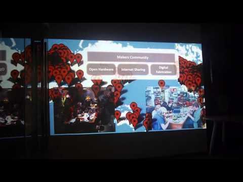 SZOIL David talk about Shenzhen Ecosystem 14/Apr/2016