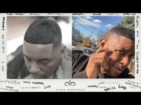 Angie Martinez - DJ Self Gets New Hairline - Angie Martinez Investigates!
