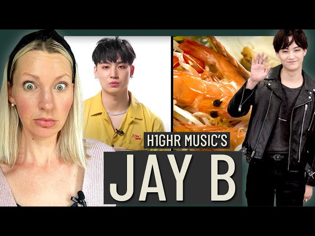 Dietitian Reacts to K-Pop Idol Jay B's What I Eat in a Day (Another TRIGGERING K-POP DIET?!)