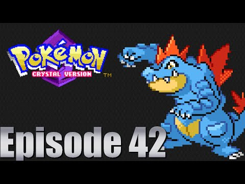 Let's Play Pokémon: Crystal (Scarlet & JadePharaoh)-Episode 42: New Team on S.S. Aqua