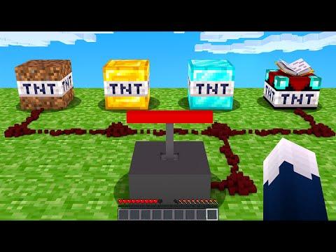 DIE BESTEN EXPLOSIONEN in Minecraft