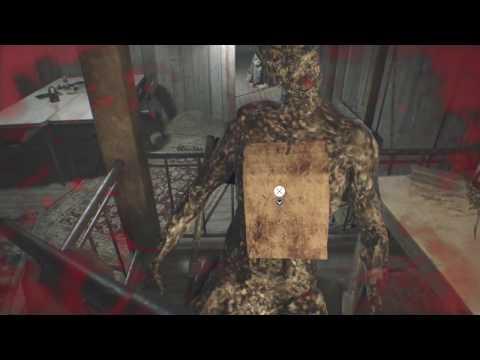 Resident Evil 7 Get Lucas Gate Passcode