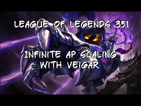 League of Legends 351 - Infinite AP Scaling with Veigar thumbnail