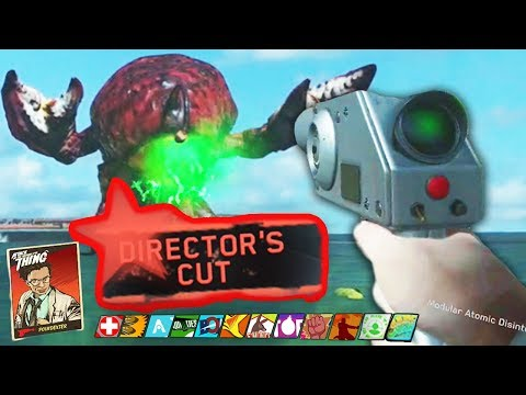 IW ZOMBIES SUPER EASTER EGG: SHAOLIN & RADIOACTIVE THING! (INFINITE WARFARE ZOMBIES DIRECTORS CUT)