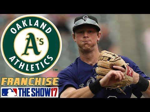 HUGE Free Agency - MLB The Show 17 - Franchise Mode - Oakland ep. 15