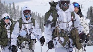 Ски-альпинистки ВС РФ готовятся к международному состязанию «Эдельвейс Рейд-2019» в Австрии