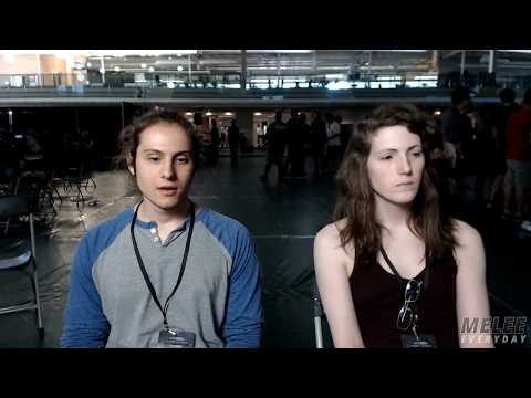 Saints Gaming Live 2017 - BonnieJugden (C. Falcon) Vs. JOATguy (Falco) - SSBM - Melee Pools, Wave C