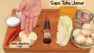 Dapur Umami - Sapo Tahu Jamur