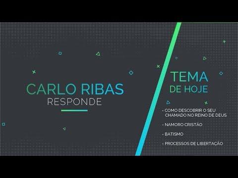 Carlo Ribas Responde LIVE - Dia 20 de abril de 2018