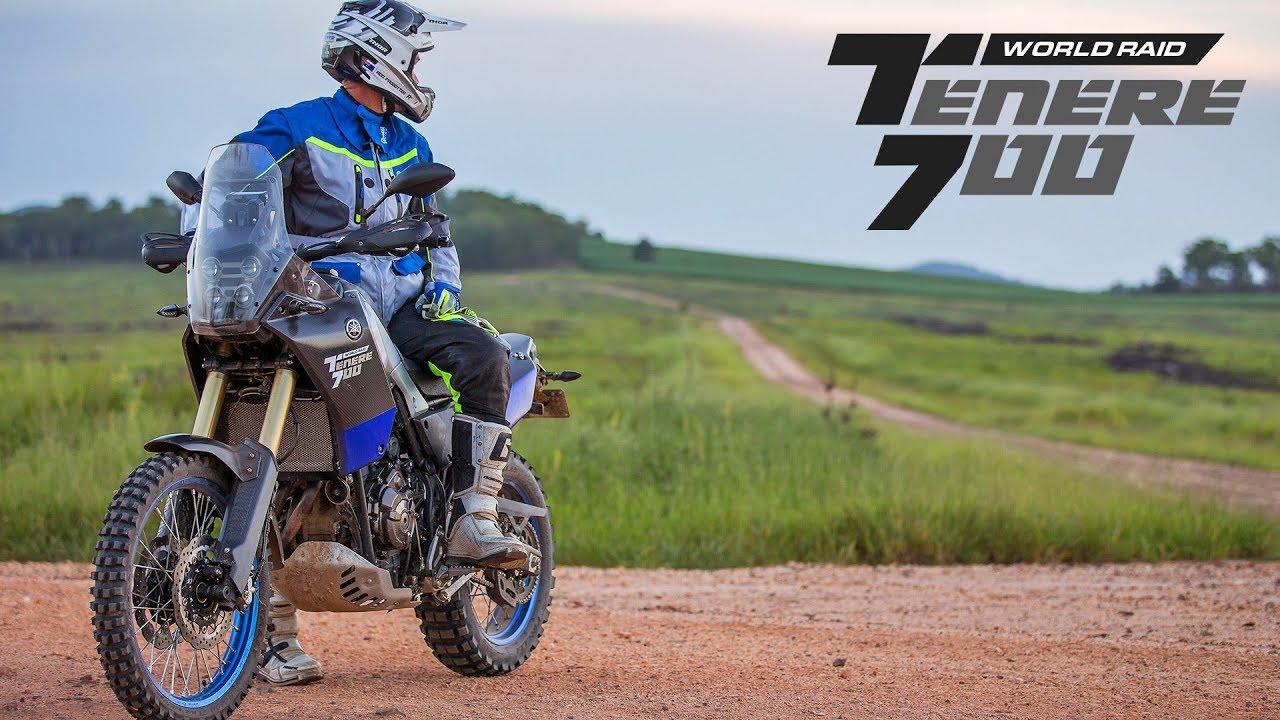 Yamaha 700 tenere