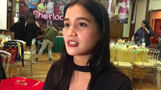 Sherlock Jr. star Yanna Asistio on her GMA transfer, losing weight, and crush on Andre Paras