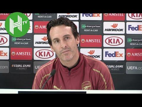 Arsenal v Qarabag I Unai Emery: Laurent Koscielny is ready to make his comeback