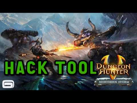 Dungeon Hunter 5 999999 Gold And Gems Cheat For IOS And Android