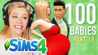 Single Girl Traumatizes Her Kids In The Sims 4 | Part 8