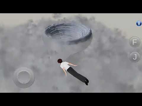[상황극] 자동차로 회오리바람을 만들수 있을까?