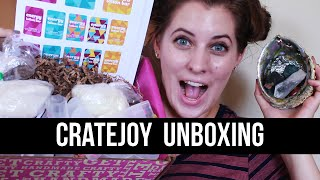 Cratejoy Unboxing | Royalty Soaps