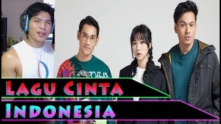 Afgan Isyana Sarasvati Rendy Pandugo Lagu Cinta RandomPHDude Reaction