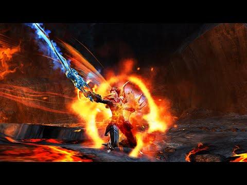 GW2 | [Berserker] The SwordMaster 2 0 - WvW Build + Gameplay