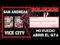 ✔Solución : GTA San Andreas / Vice city necesita al menos DirectX 8.5 - WINNDOWS 10