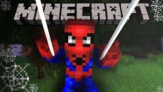 If SPIDERMAN Was In Minecraft - Minecraft Animation