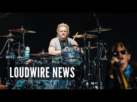Drummer Joey Kramer Is Suing Aerosmith, Band Issues Statement