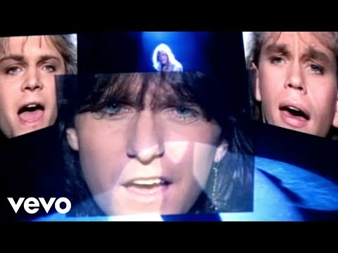 Mix - Europe - Carrie (Official Video)