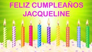Jacquelinecastellano   pronunciacion en espanol   Wishes & Mensajes - Happy Birthday