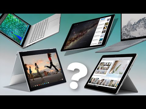 What Separates A Tablet From A Laptop?