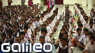 XXL Schule Indien | Galileo