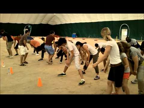 Corporate Wellness & Team Building - Waha Capital