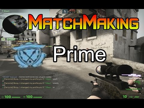 cs go prime matchmaking requirements