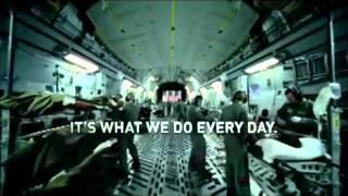 US Air Force Aeromedical Evacuation