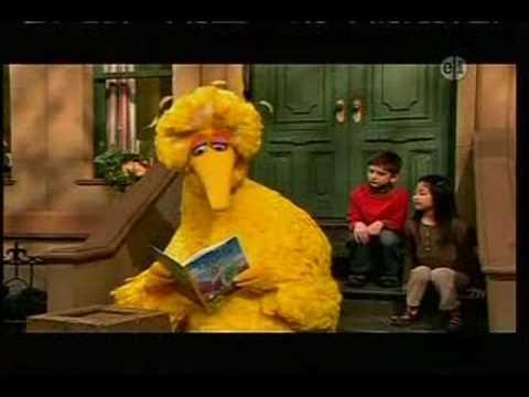 Sesame Street Big Bird S Sponsor Books Youtube