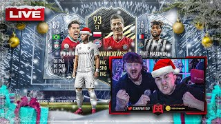 FIFA 21: WEIHNACHTS Pack Opening / WL Stream 🔥 Dual ft. Steini