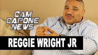 Reggie Wright Jr: 2Pac Grabbed For My Gun, Told Me Shoot Biggie's Security(Part 1of5)