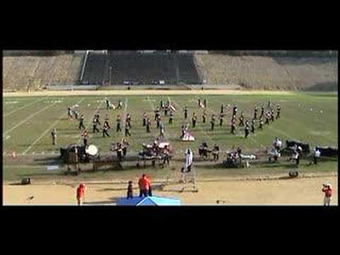 Los Gatos High School Marching Band - 2007