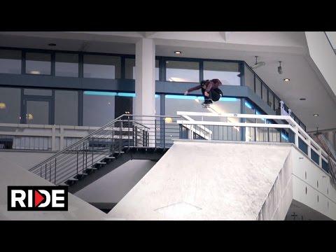 "Berlin Skate Montage ""Quick Fix"""