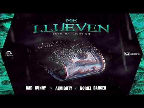 Me Llueven (Short Version) - Bad Bunny Ft Almighty y Noriel Danger