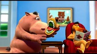 Pat and Stan | 30 Minutes | Hamburger | Shorts Compilation | Cartoons for Children thumbnail