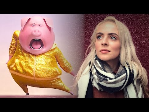 SET IT ALL FREE - Sam Tsui & Madilyn Bailey - SING MOVIE!!