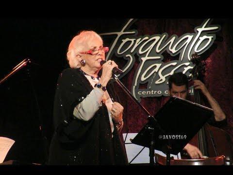 Susana Rinaldi en Torquato Tasso 15/07/2017