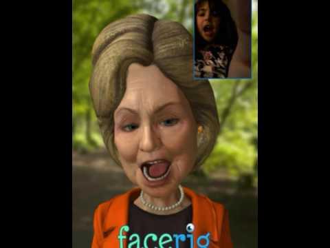 I love Hillary Clinton