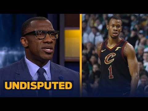 Shannon's message to Rodney Hood after refusing to play in Game 4 garbage time | NBA | UNDISPUTED