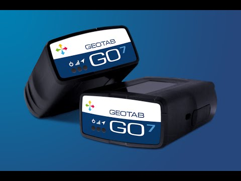 How to Install Geotab's GO7 Plug-&-Play Vehicle Tracking Device