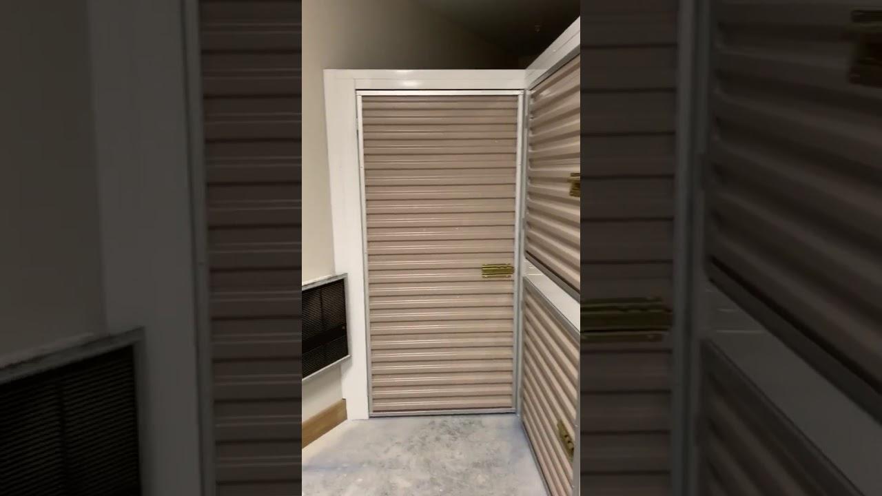 Bradyl Bins Storage Units  - Located inside Modera Vinings Apartments in Atlanta, Georgia