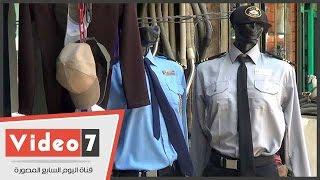 ارتفاع أسعار ملابس العمال فى عيدهم بنسبة 20%.. والتجار: الدولار هو السبب