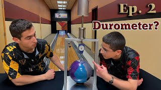 How DUROMETER Affects Your Bowling Ball's Performance